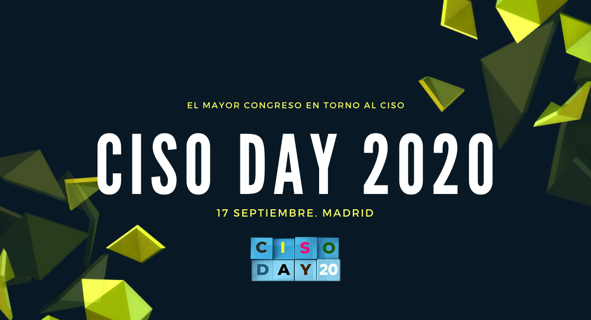 ¡CISO Day 2020 ya tiene fecha! ¿Vienes?